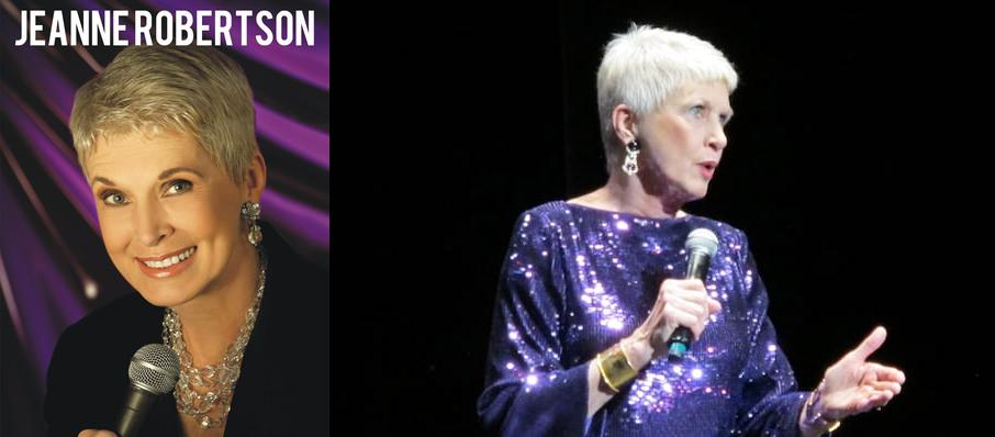 Jeanne Robertson at Winspear Opera House