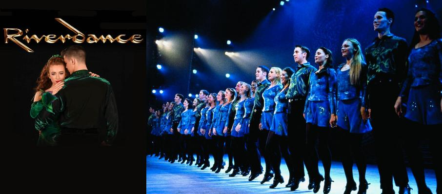 Riverdance at Winspear Opera House