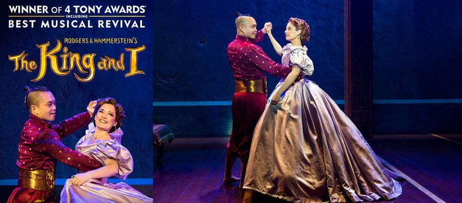 Rodgers & Hammerstein's The King and I at Winspear Opera House