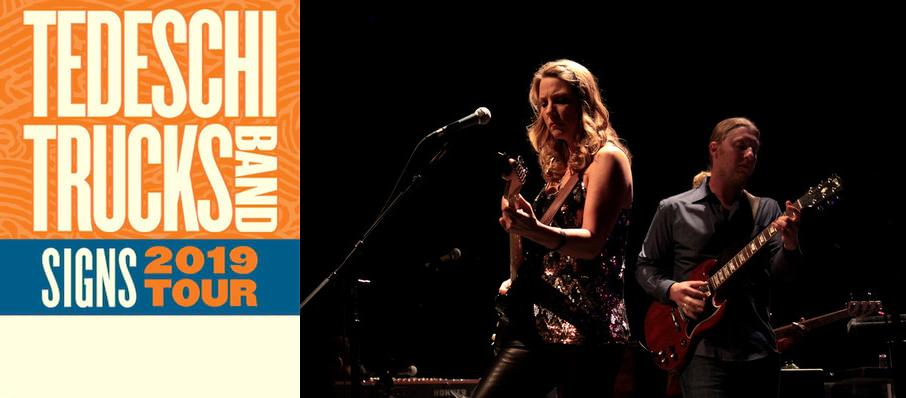 Tedeschi Trucks Band at Majestic Theater
