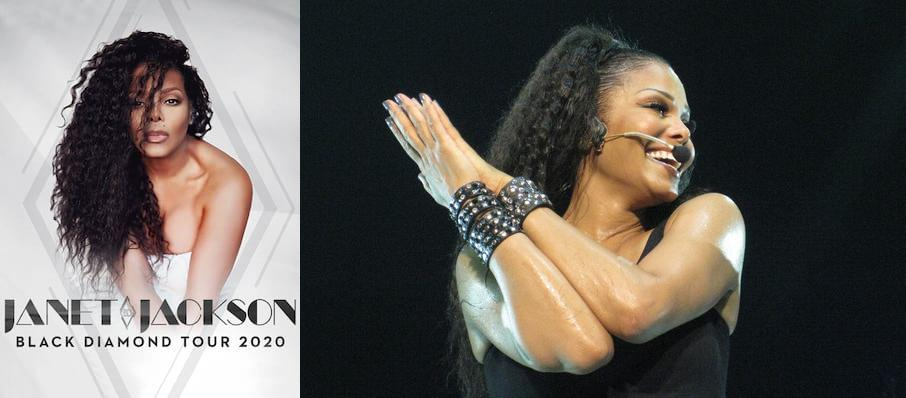 Janet Jackson at American Airlines Center