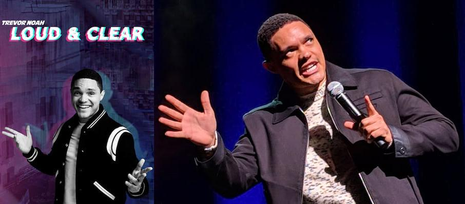 Trevor Noah at Pavilion at the Music Factory