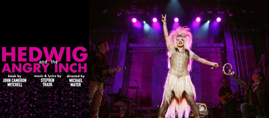 Hedwig and the Angry Inch at Winspear Opera House