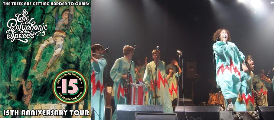 The Polyphonic Spree at Majestic Theater