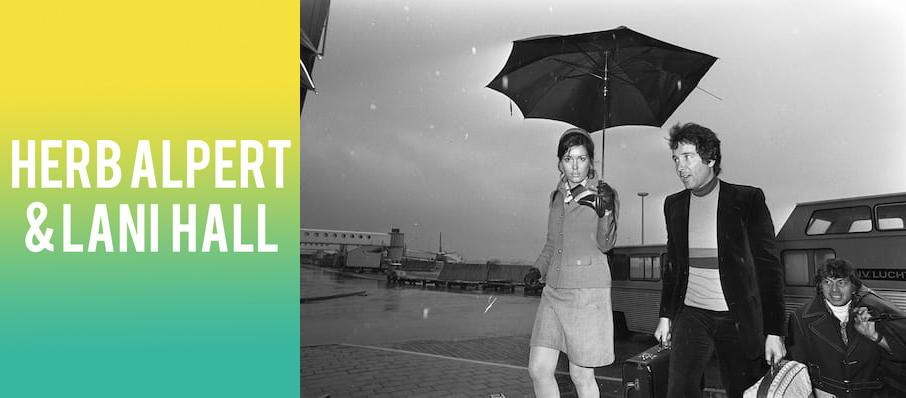 Herb Alpert & Lani Hall at Majestic Theater