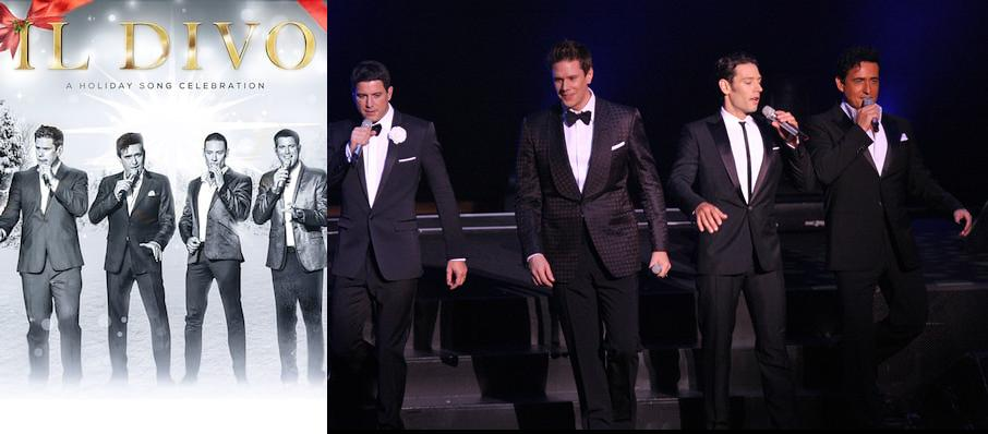 Il Divo at Majestic Theater