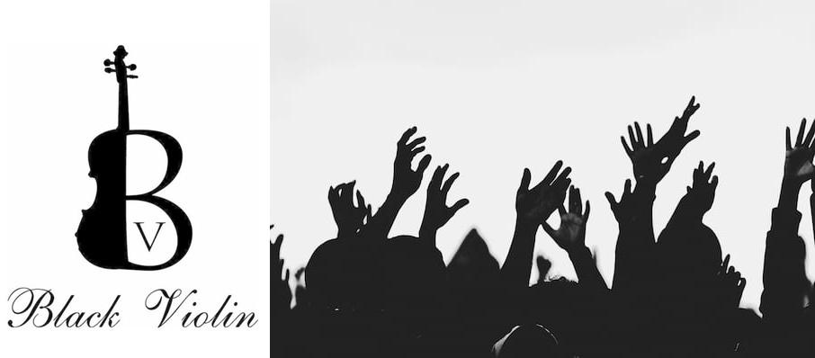 Black Violin at Winspear Opera House