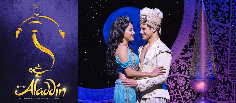 Aladdin at Music Hall at Fair Park