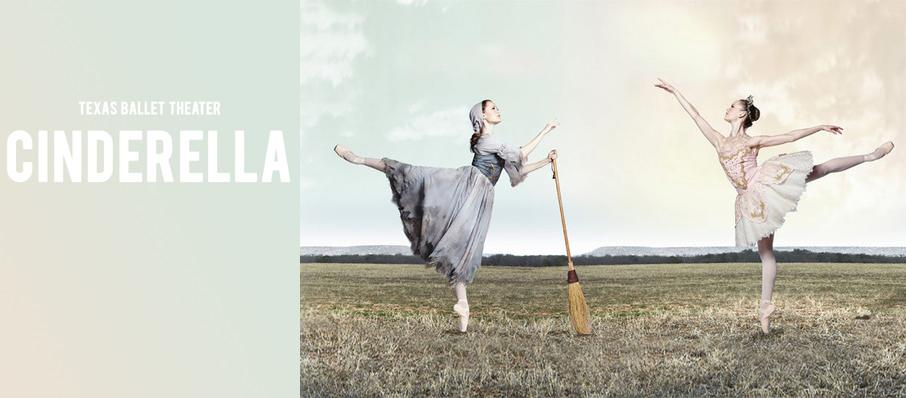 Texas Ballet Theater - Cinderella at Winspear Opera House