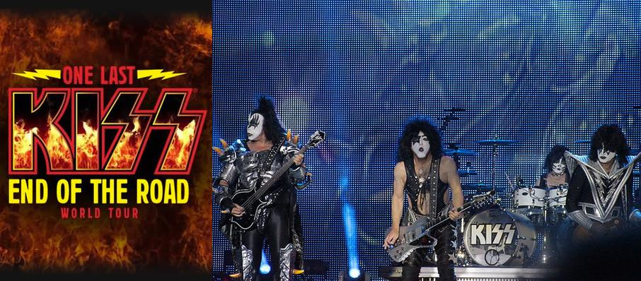 KISS at American Airlines Center