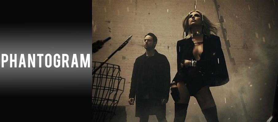 Phantogram at The Bomb Factory