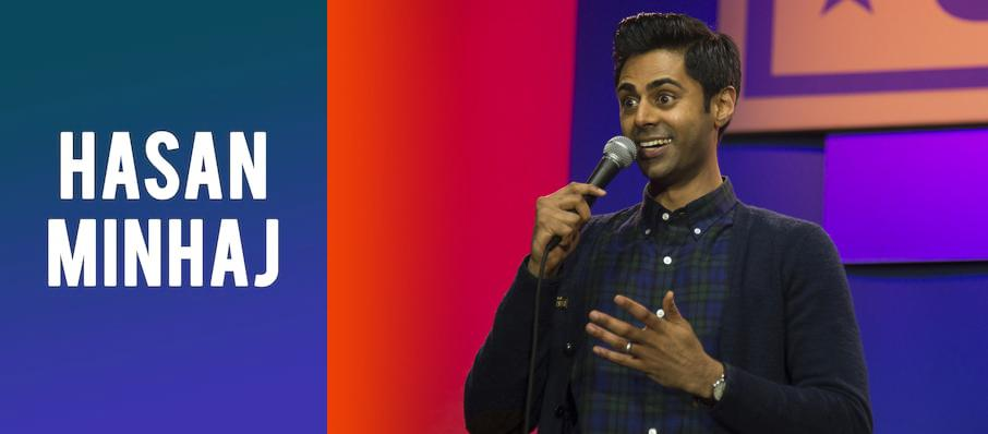Hasan Minhaj at Winspear Opera House