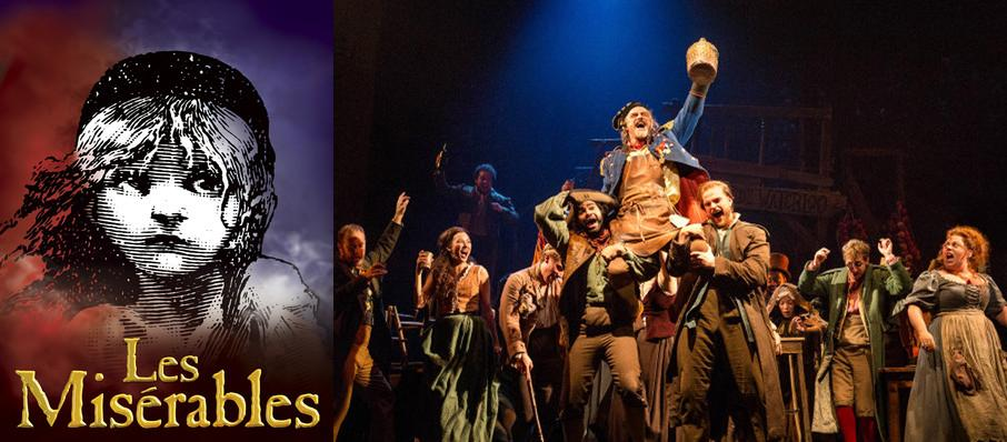 Les Miserables at Music Hall at Fair Park