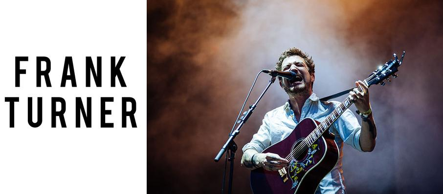Frank Turner at Majestic Theater