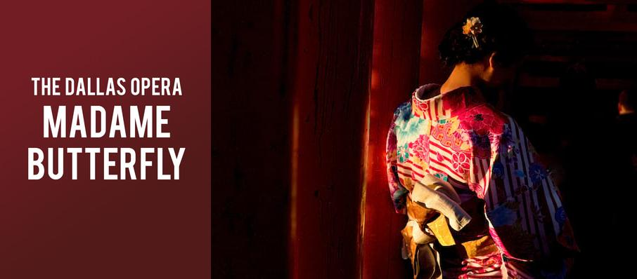 Dallas Opera: Madame Butterfly at Winspear Opera House