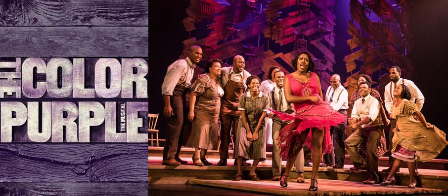 The Color Purple at Winspear Opera House