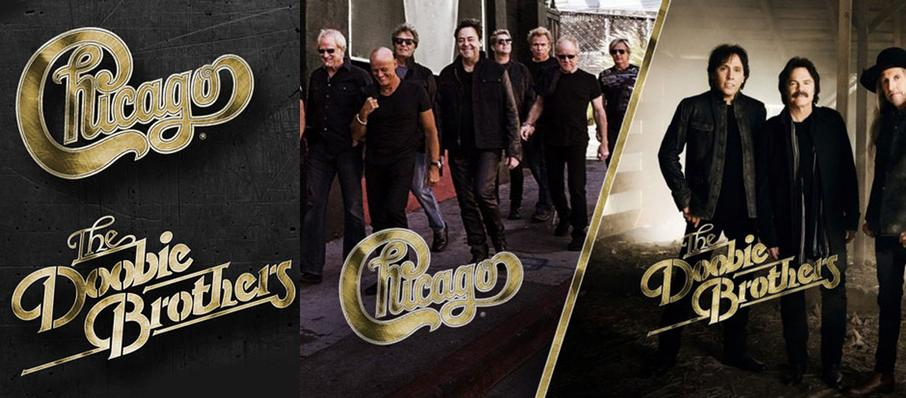 Chicago and the Doobie Brothers at Gexa Energy Pavilion
