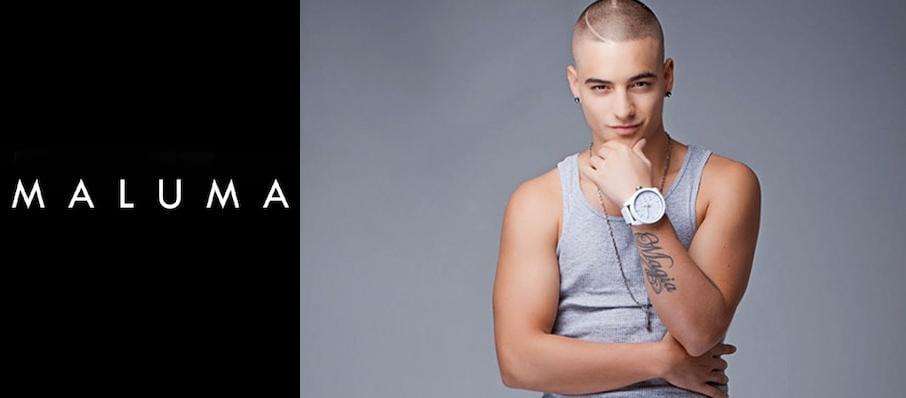 Maluma at American Airlines Center