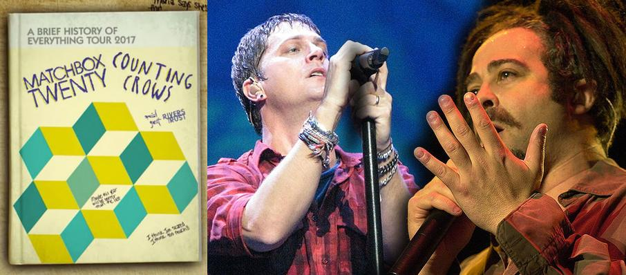 Matchbox Twenty and Counting Crows at Pavilion at the Music Factory