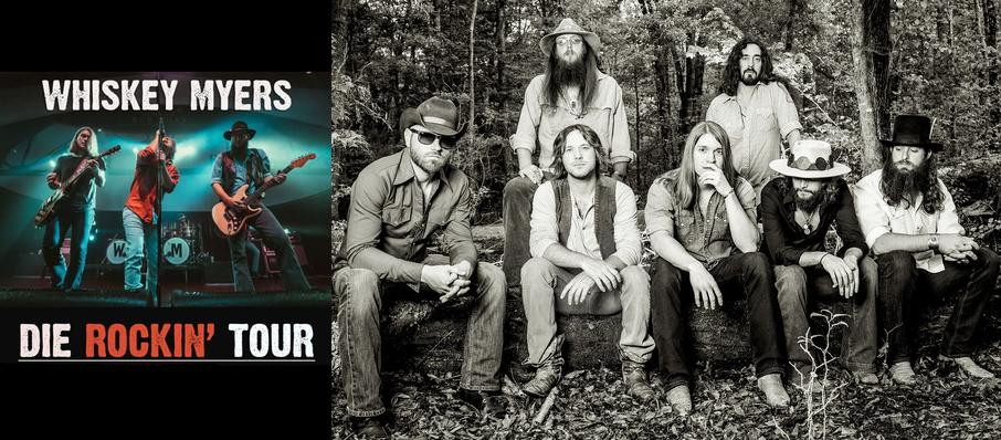 Whiskey Myers at South Side Ballroom