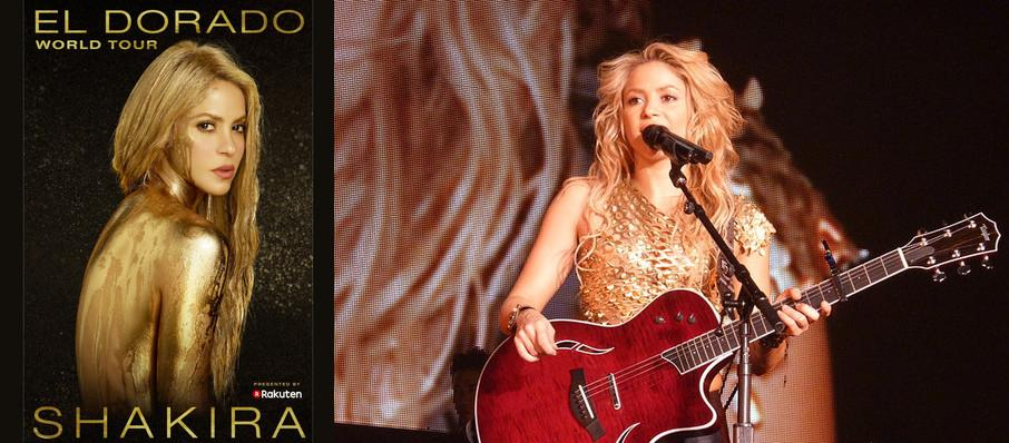 Shakira at American Airlines Center