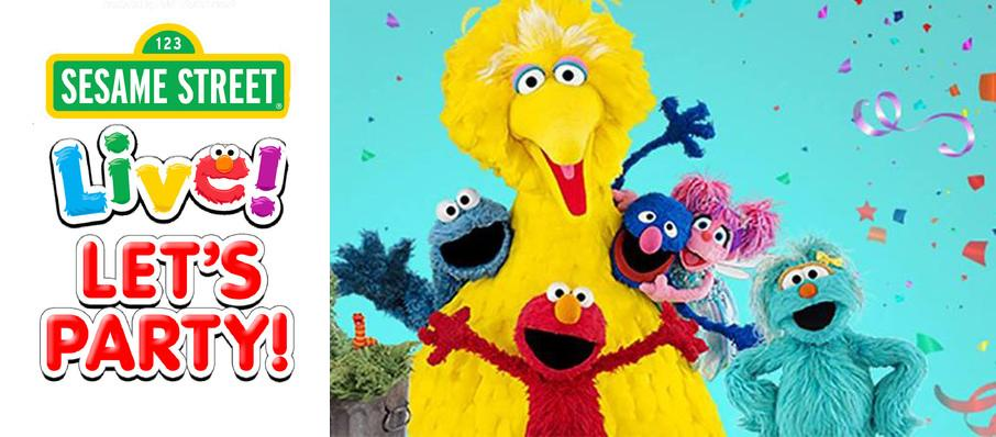 Sesame Street Live: Let's Party at Allen Event Center