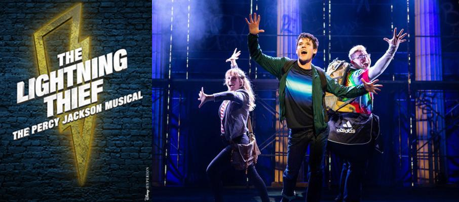 The Lightning Thief: The Percy Jackson Musical at Winspear Opera House