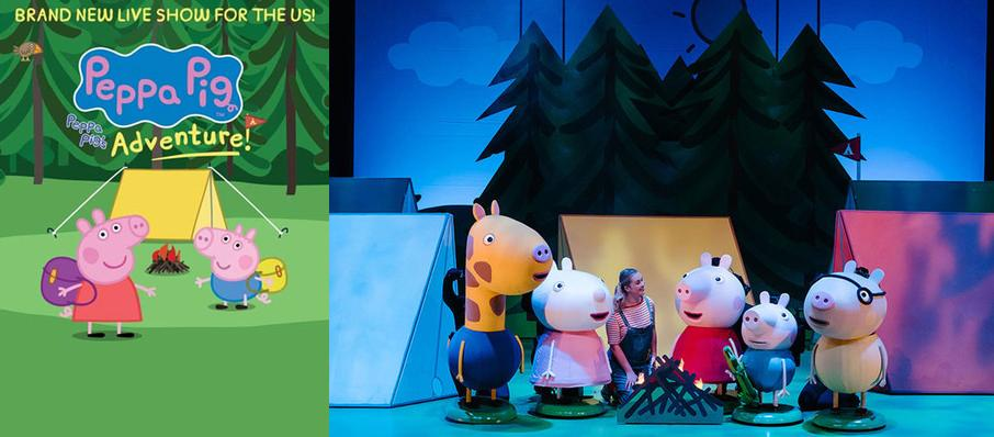 Peppa Pig Live at Verizon Theatre