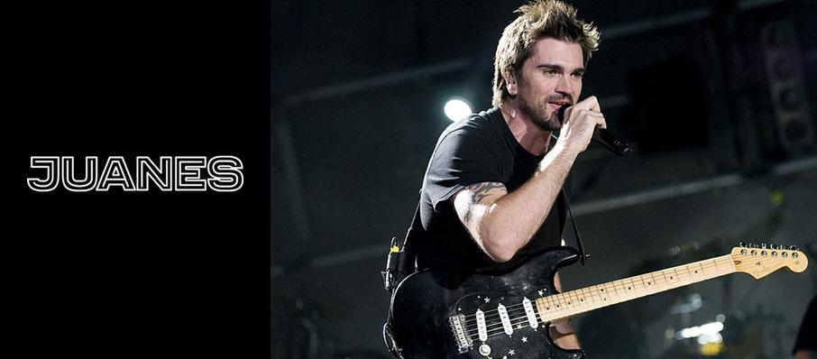 Juanes at Pavilion at the Music Factory