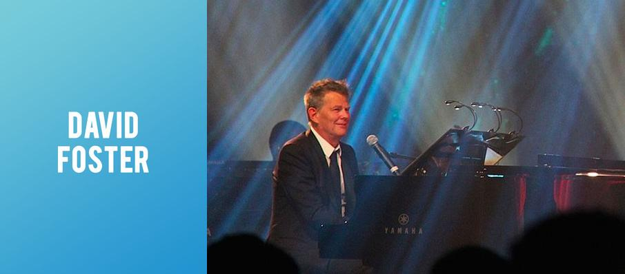 David Foster at Majestic Theater