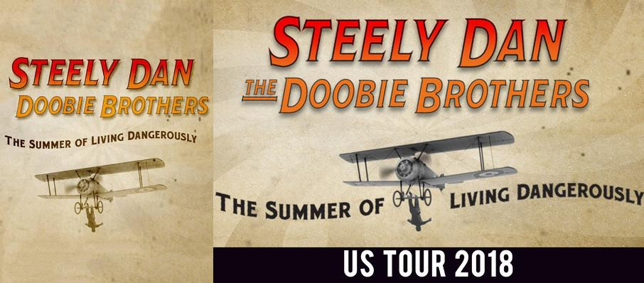 Steely Dan and The Doobie Brothers at Pavilion at the Music Factory