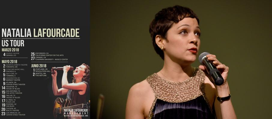 Natalia Lafourcade at Pavilion at the Music Factory