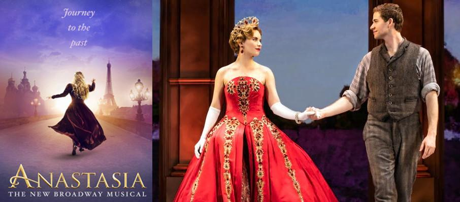 Anastasia at Music Hall at Fair Park