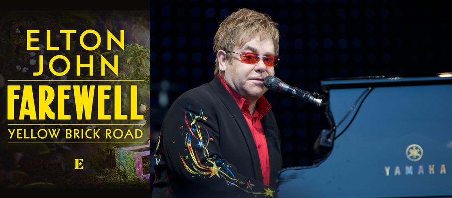Elton John at American Airlines Center