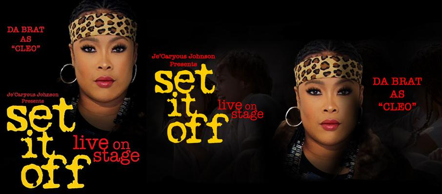 Je'Caryous Johnson's Set It Off at Bruton Theater