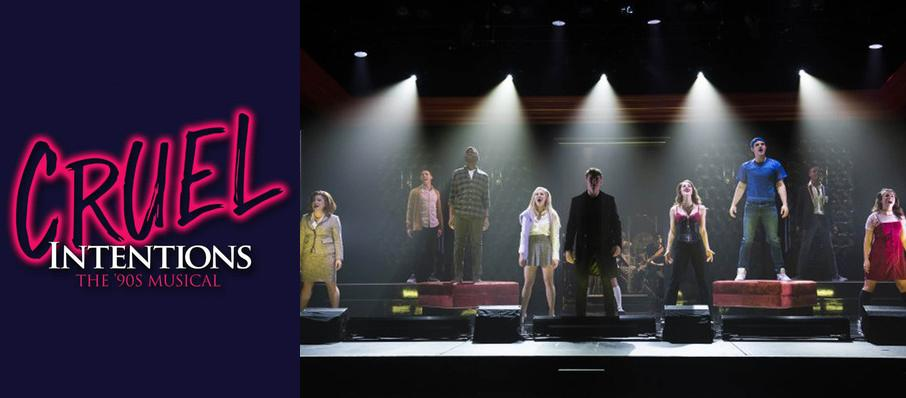 Cruel Intentions: The 90s Musical Experience at Wyly Theatre