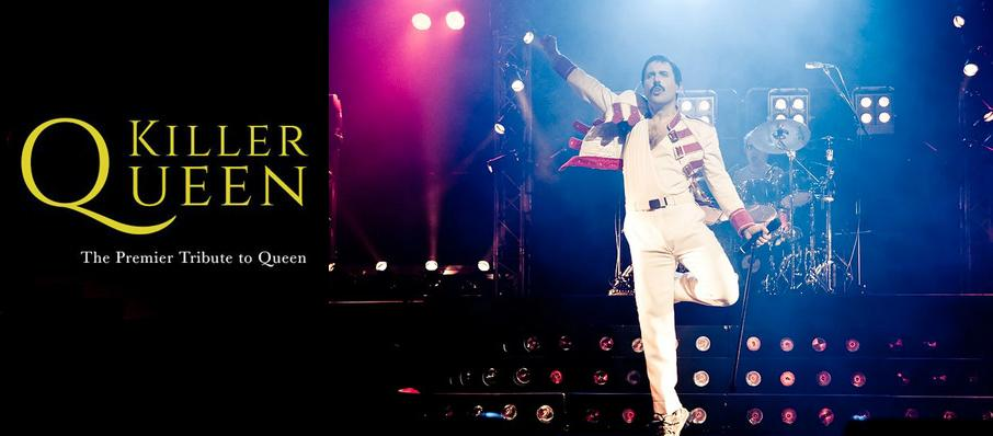 Killer Queen - Tribute to Queen at The Bomb Factory