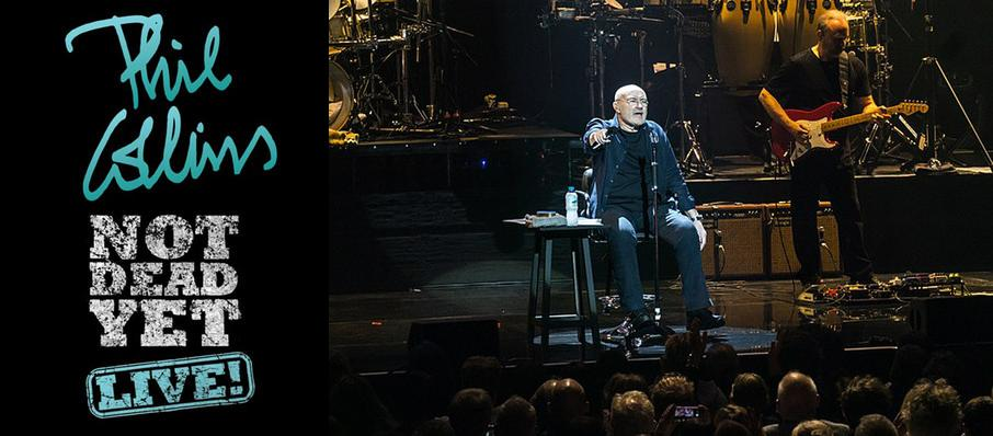 Phil Collins at American Airlines Center
