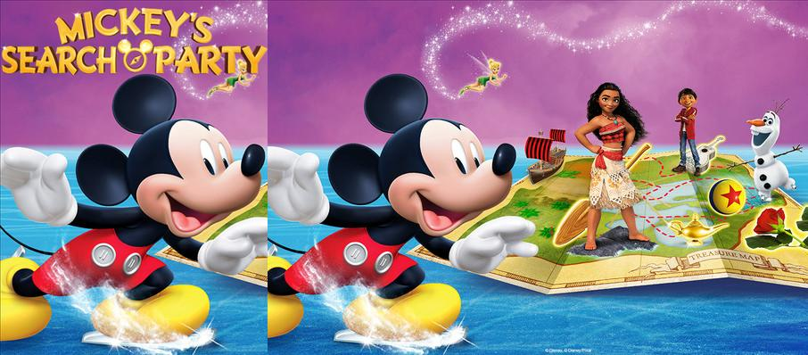Disney on Ice: Mickey's Search Party at American Airlines Center