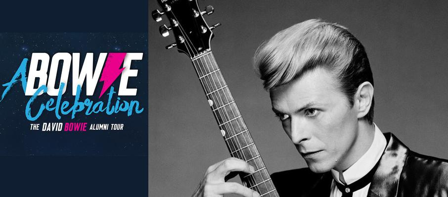 A Bowie Celebration - The David Bowie Alumni Tour at Majestic Theater