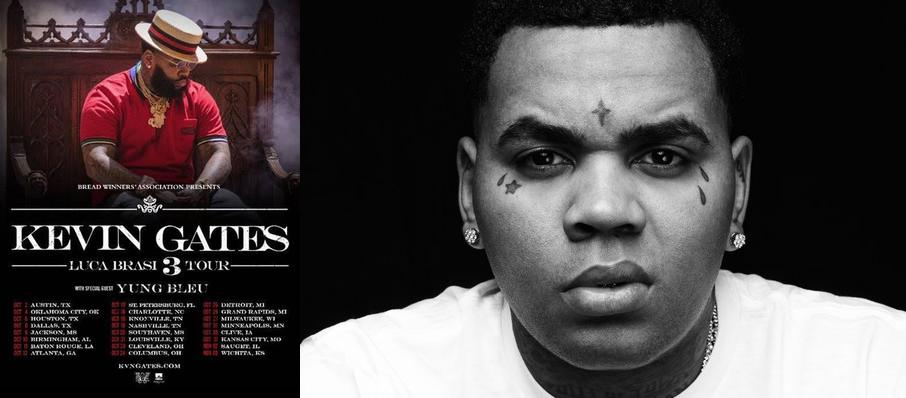 Kevin Gates at The Bomb Factory