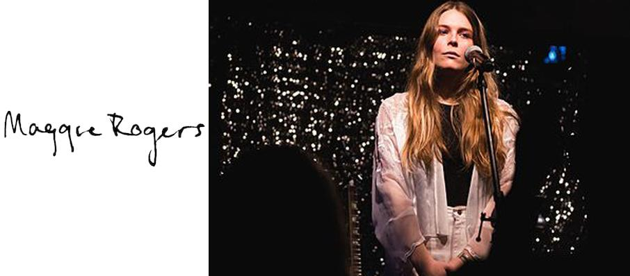 Maggie Rogers at The Bomb Factory