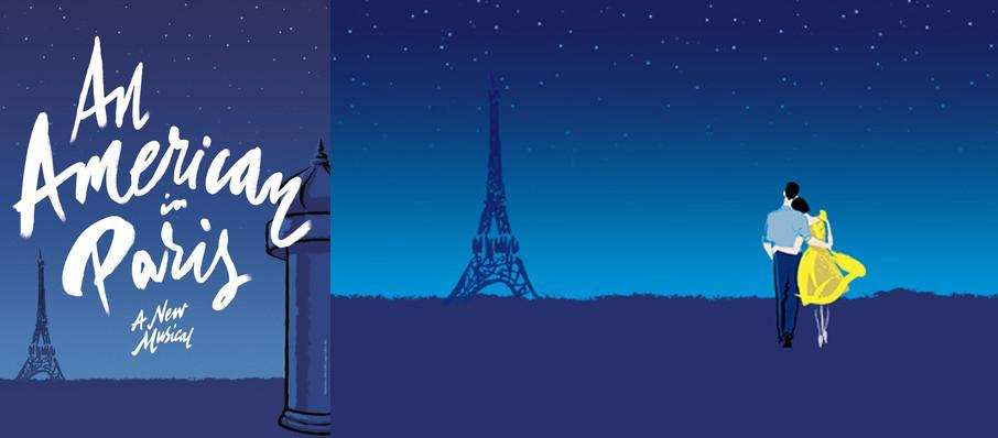 An American in Paris at Winspear Opera House