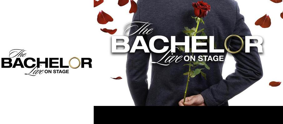 The Bachelor Live On Stage at Verizon Theatre