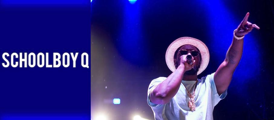 Schoolboy Q at South Side Ballroom