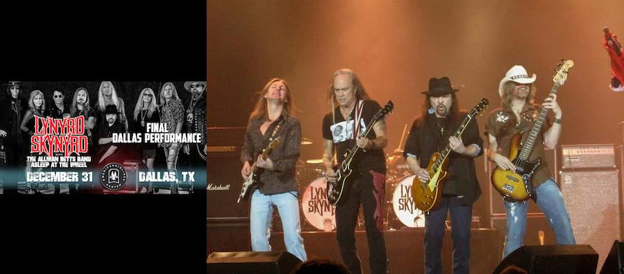 Lynyrd Skynyrd New Years Eve at American Airlines Center