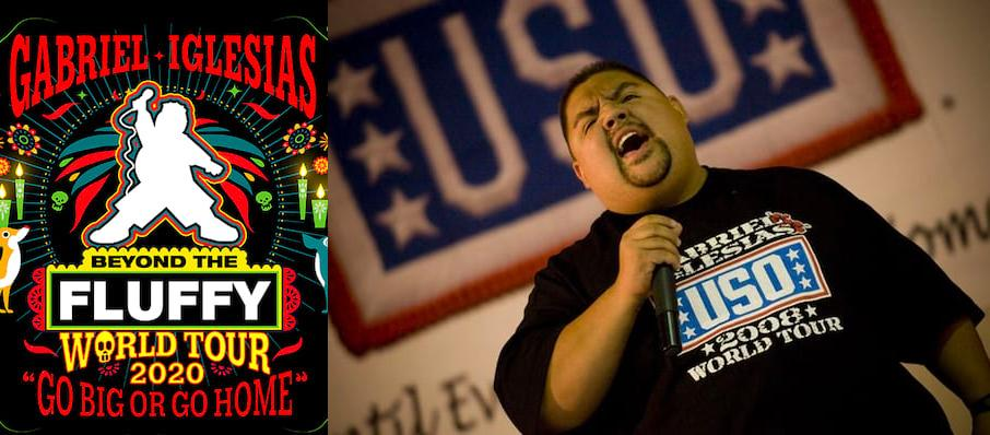 Gabriel Iglesias at Choctaw Casino & Resort
