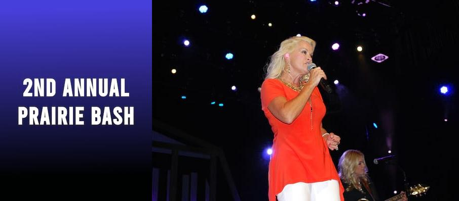 2nd Annual Prairie Bash - Lorrie Morgan at Verizon Theatre