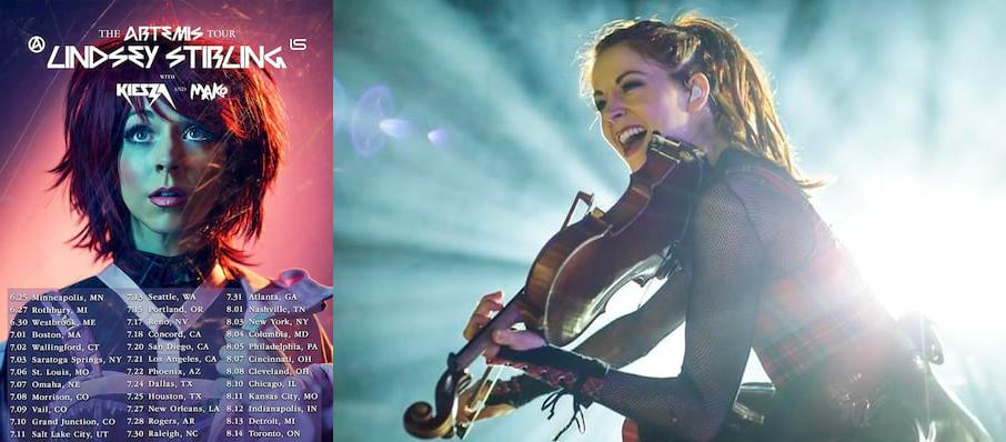 Lindsey Stirling at Pavilion at the Music Factory