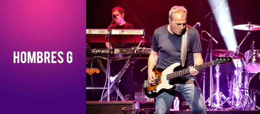 Hombres G at House of Blues